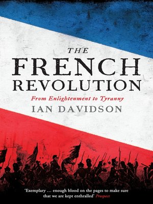cover image of The French Revolution