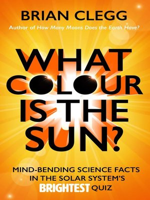 cover image of What Colour is the Sun?