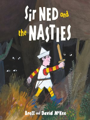 cover image of Sir Ned and the Nasties
