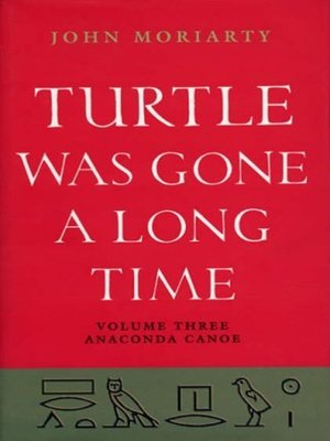 cover image of Turtle Was Gone a Long Time Volume 3