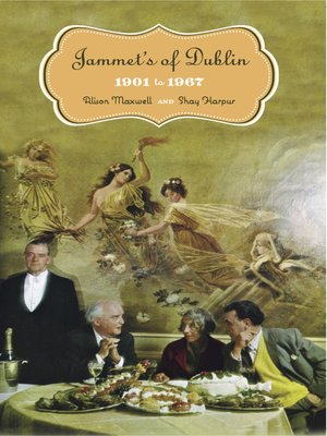 cover image of Jammet's of Dublin