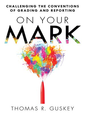 cover image of On Your Mark