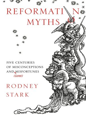cover image of Reformation Myths