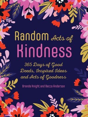 cover image of Random Acts of Kindness