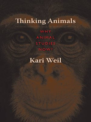 cover image of Thinking Animals