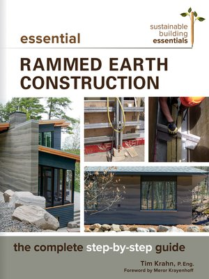 cover image of Essential Rammed Earth Construction