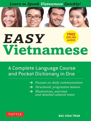 cover image of Easy Vietnamese