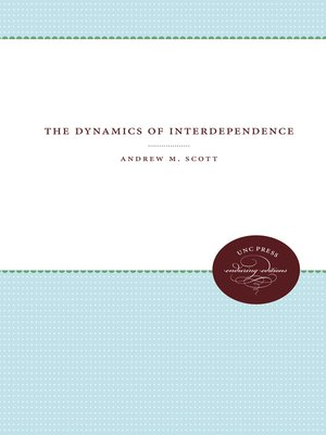 cover image of The Dynamics of Interdependence