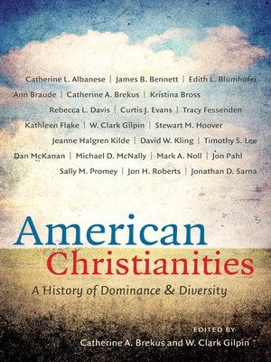 cover image of American Christianities