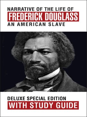 cover image of Narrative of the Life of Frederick Douglass with Study Guide