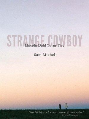 cover image of Strange Cowboy