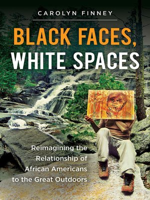 cover image of Black Faces, White Spaces