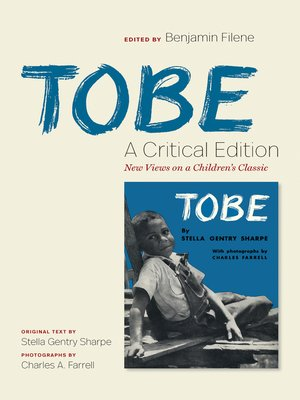 cover image of Tobe