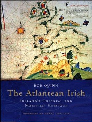 cover image of Atlantean Irish