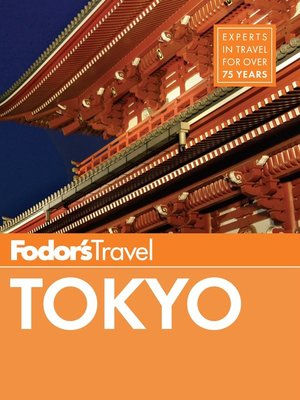 cover image of Fodor's Tokyo