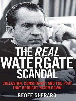cover image of The Real Watergate Scandal