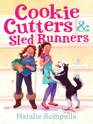 cover image of Cookie Cutters & Sled Runners