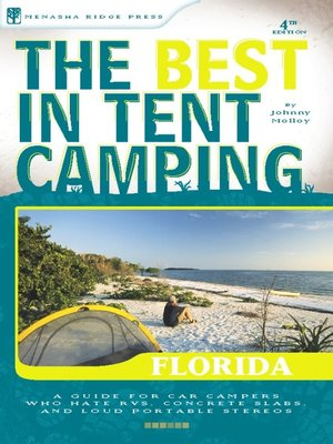 cover image of The Best in Tent Camping