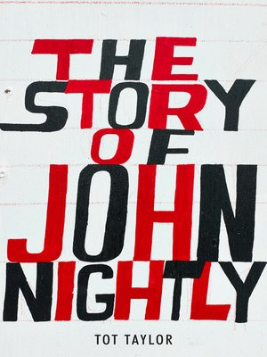 cover image of The Story of John Nightly