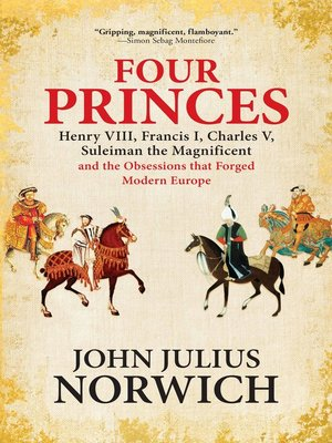 cover image of Four Princes