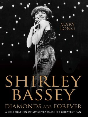 cover image of Diamonds Are Forever--Shirley Bassey