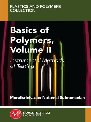cover image of Basics of Polymers, Volume II