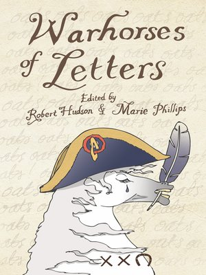 cover image of Warhorses of Letters