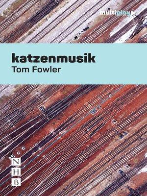 cover image of katzenmusik (Multiplay Drama)