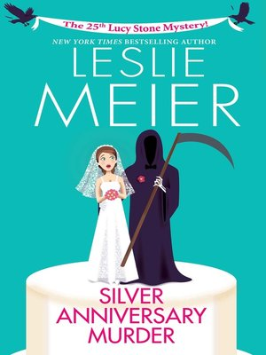 cover image of Silver Anniversary Murder