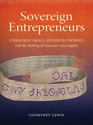 cover image of Sovereign Entrepreneurs