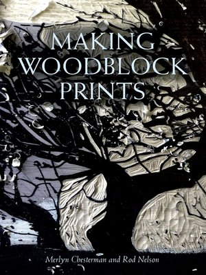 cover image of Making Woodblock Prints