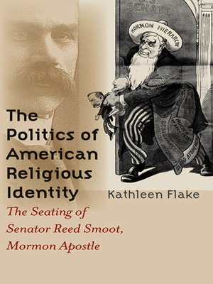 cover image of The Politics of American Religious Identity