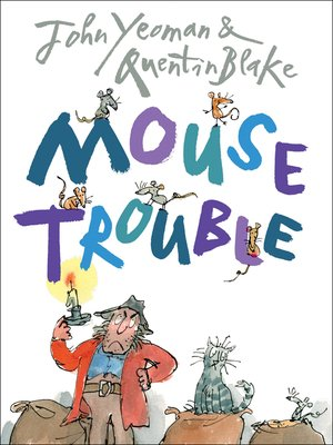 cover image of Mouse Trouble