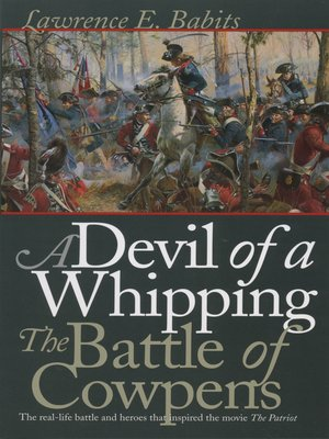cover image of A Devil of a Whipping