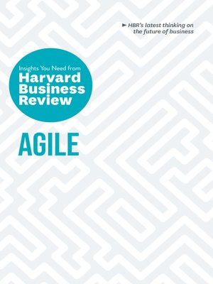 cover image of Agile