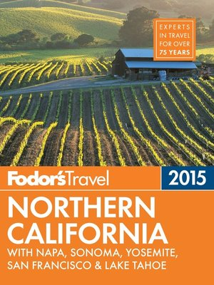 cover image of Fodor's Northern California 2015