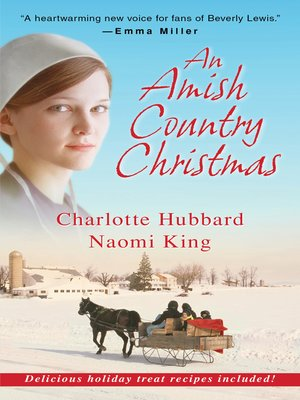 cover image of An Amish Country Christmas