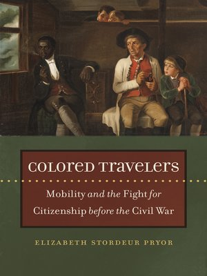 cover image of Colored Travelers