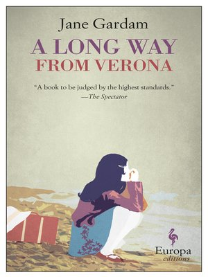 cover image of A Long Way from Verona