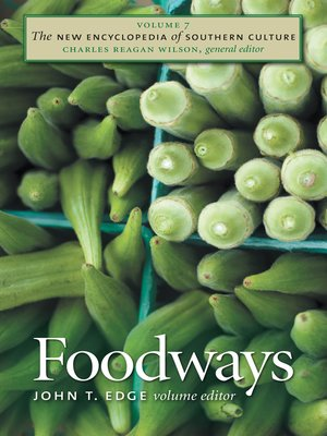 cover image of Volume 7: Foodways