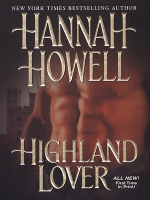 cover image of Highland Lover