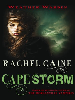 cover image of Cape Storm