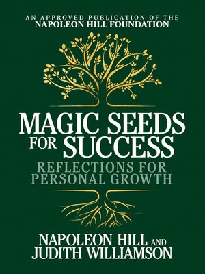 cover image of Magic Seeds for Success