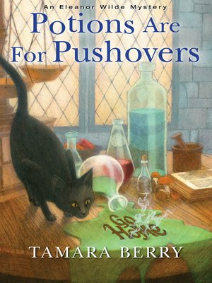 cover image of Potions Are for Pushovers