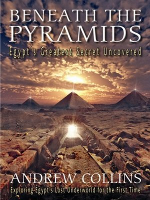 cover image of Beneath the Pyramids