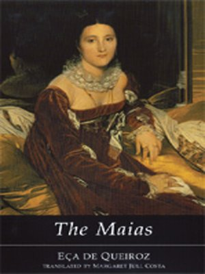 cover image of The Maias