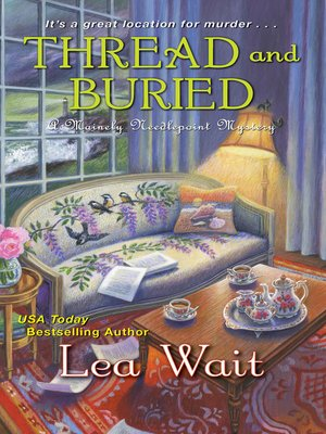 cover image of Thread and Buried