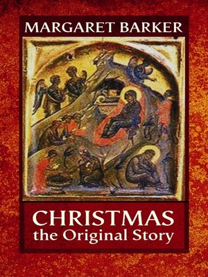 cover image of Christmas, the Original Story