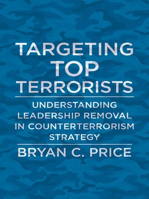 cover image of Targeting Top Terrorists