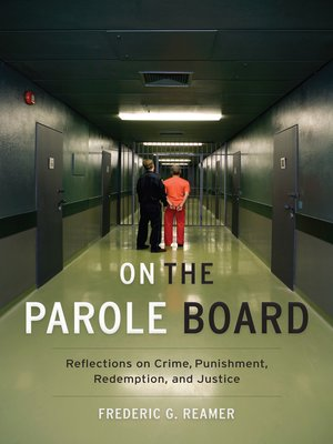 cover image of On the Parole Board